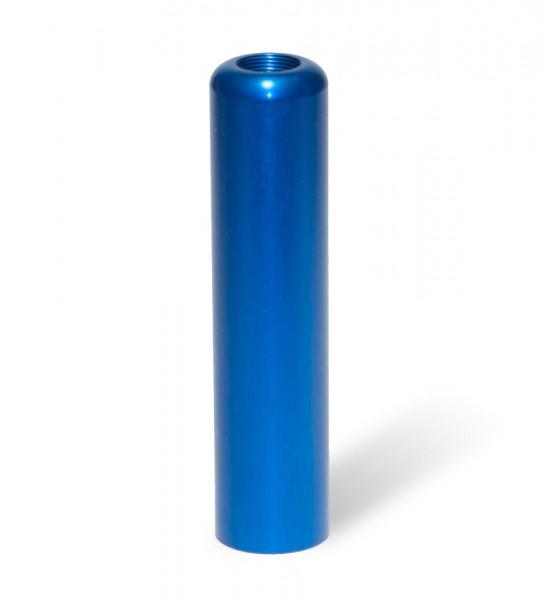 Schafthülse, blau